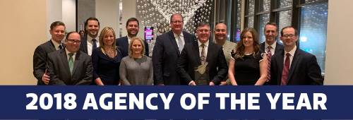2018 Pekin Insurance Agency of the Year