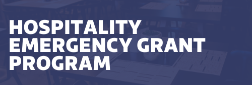 Hospitality Emergency Grant Program