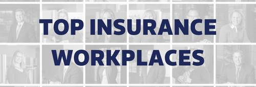 Top insurance workoplaces